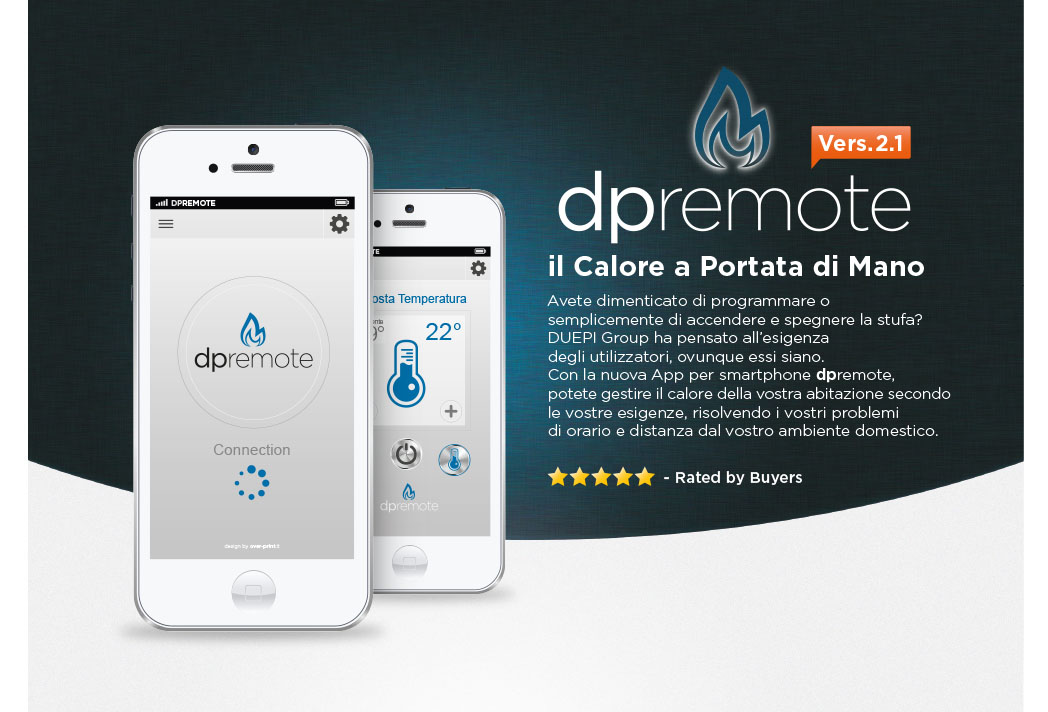 Dpremote app per iphone ed android duepi group vicenza for App per progettare casa android