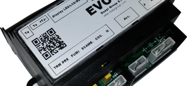 Duepi Group Electronic presenta EVO VM88