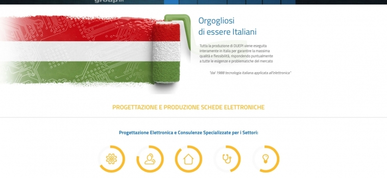 Duepi Gruop Electronic Team